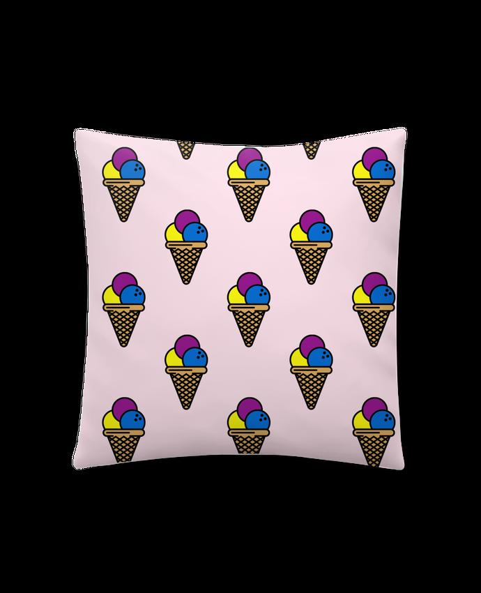 Cojín Sintético Suave 45 x 45 cm Ice cream por tunetoo