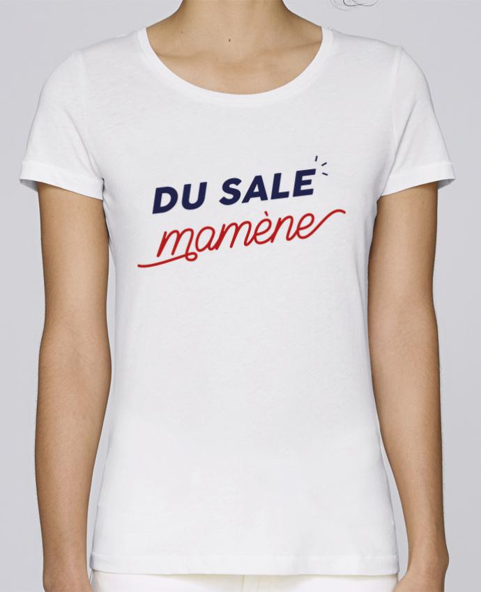 Camiseta Mujer Stellla Loves du sale mamène by Ruuud por Ruuud