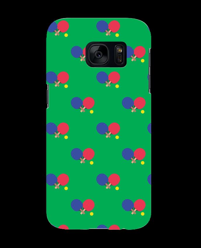 Carcasa Samsung Galaxy S7 Ping Pong por tunetoo