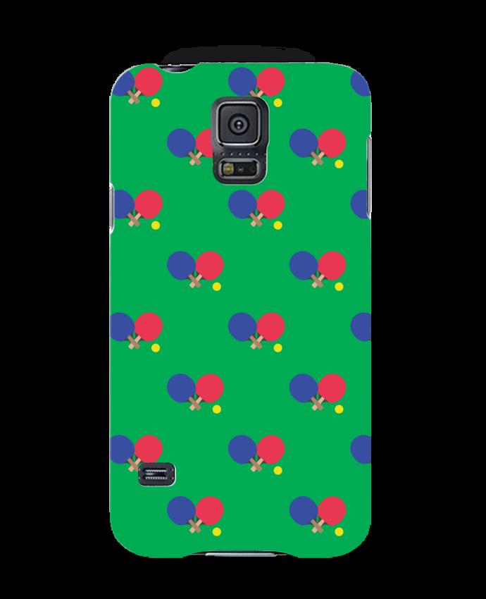 Carcasa Samsung Galaxy S5 Ping Pong por tunetoo