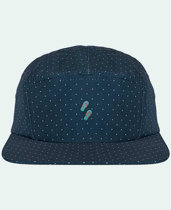 Gorra Panel 5 Puntos Tongues por tunetoo