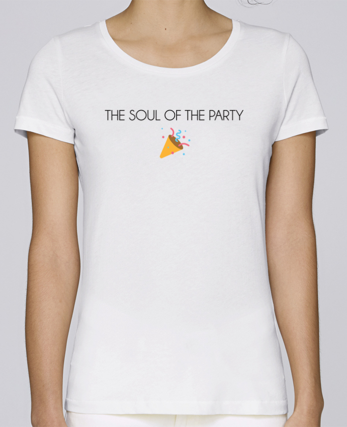 Camiseta Mujer Stellla Loves The soul of the porty basic por tunetoo