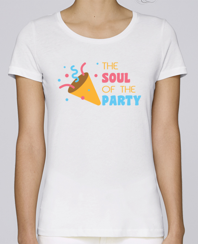 Camiseta Mujer Stellla Loves The soul of the porty por tunetoo