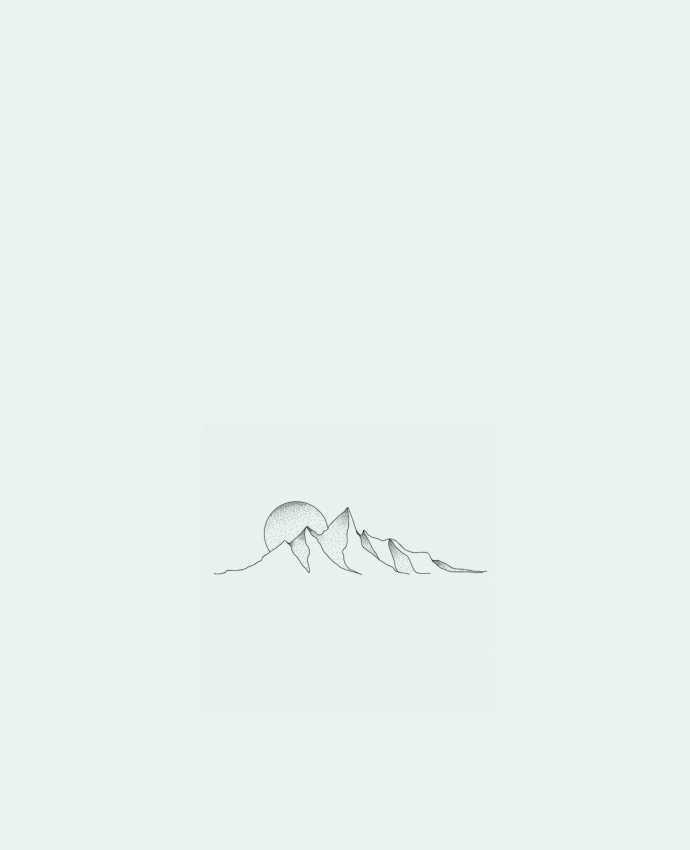 Bolsa de Tela de Algodón mountain draw por /wait-design