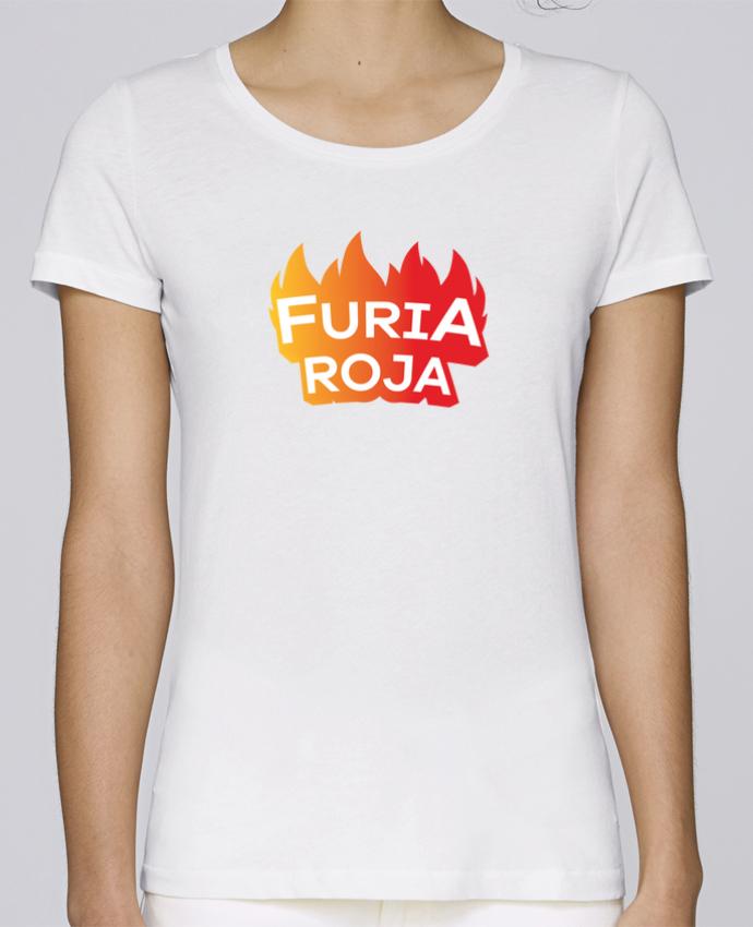 Camiseta Mujer Stellla Loves Furia Roja por tunetoo