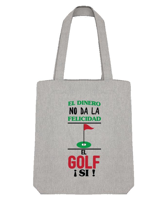 Bolsa de Tela Stanley Stella El dinero no da la felicidad, el golf si ! por tunetoo