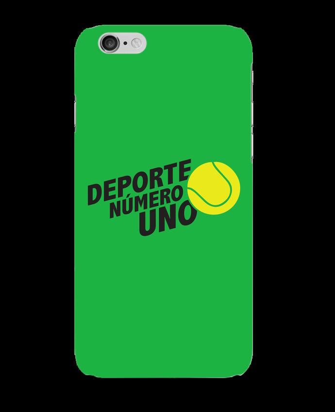 Carcasa  Iphone 6 Deporte Número Uno Tennis por tunetoo
