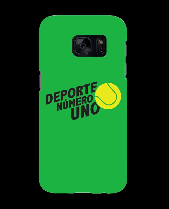 Carcasa Samsung Galaxy S7 Deporte Número Uno Tennis por tunetoo