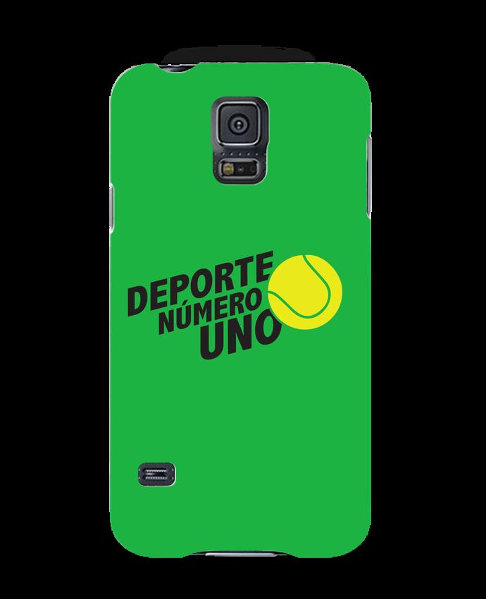 Carcasa Samsung Galaxy S5 Deporte Número Uno Tennis por tunetoo
