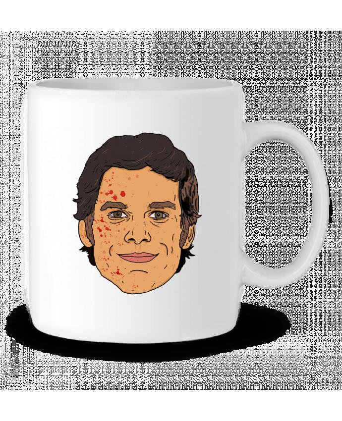 Taza Cerámica Dexter por Nick cocozza