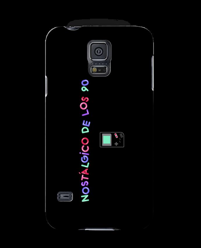 Carcasa Samsung Galaxy S5 Nostálgico de los 90s Gameboy por tunetoo