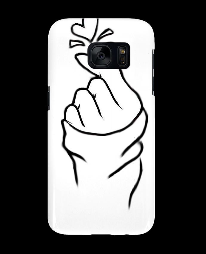 Carcasa Samsung Galaxy S7 love por DesignMe