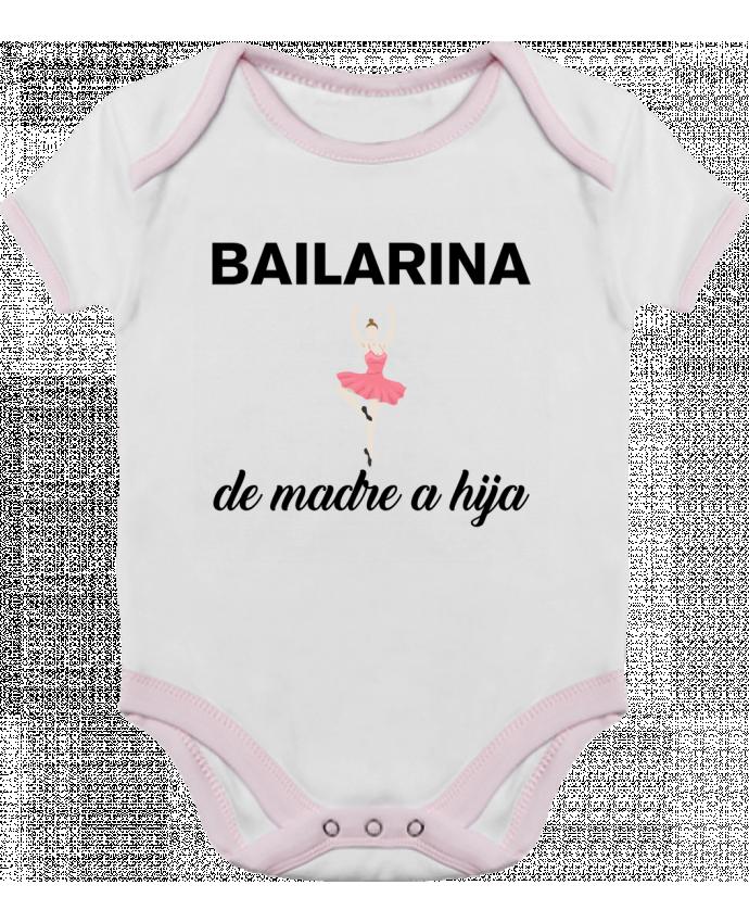 Body Bebé Contraste Bailarina de madre a hijo por tunetoo
