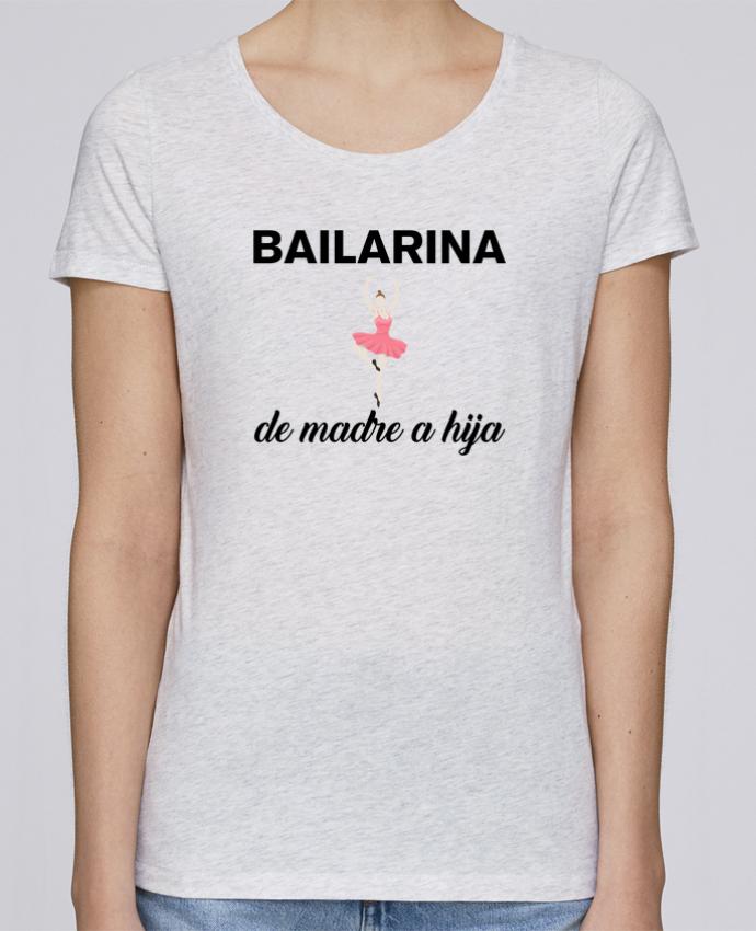 Camiseta Mujer Stellla Loves Bailarina de madre a hijo por tunetoo
