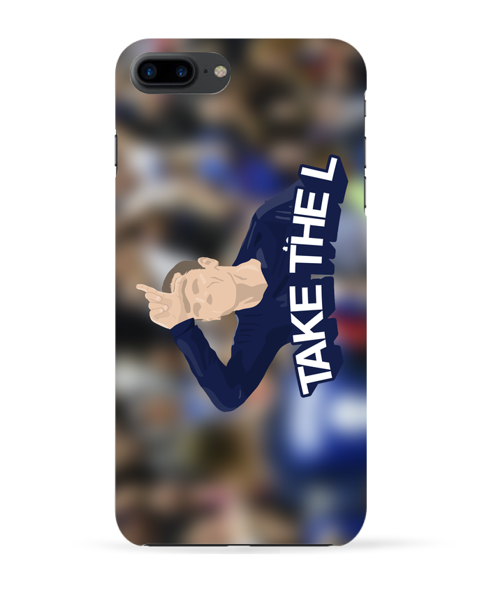 Carcasa Iphone 7+ Griezmann célébration fortnite por tunetoo