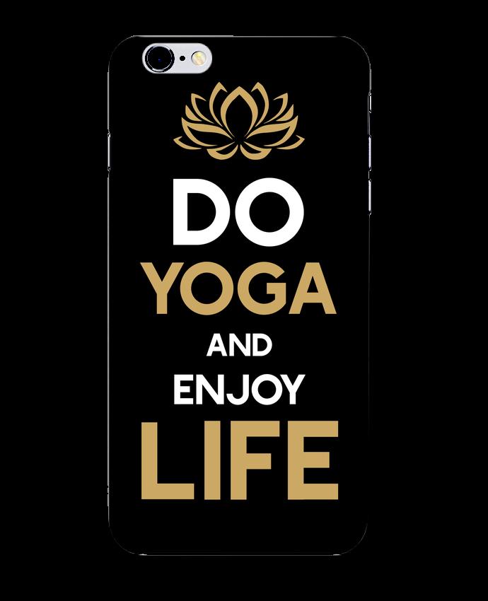 Carcasa Iphone 6+ Yoga Enjoy Life de Original t-shirt