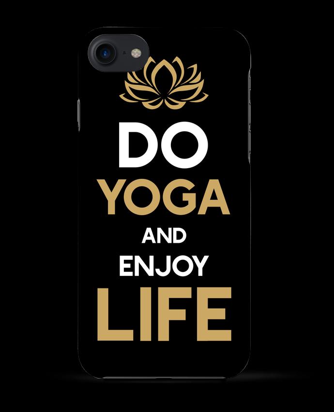 Carcasa Iphone 7 Yoga Enjoy Life de Original t-shirt