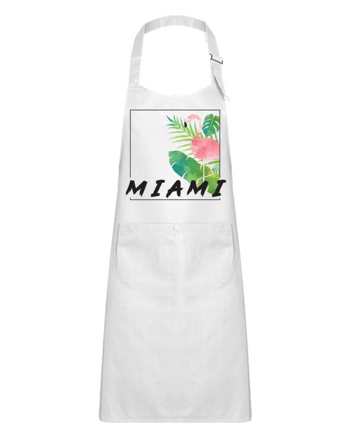 Delantal Niño con Bolsillo Miami por KOIOS design