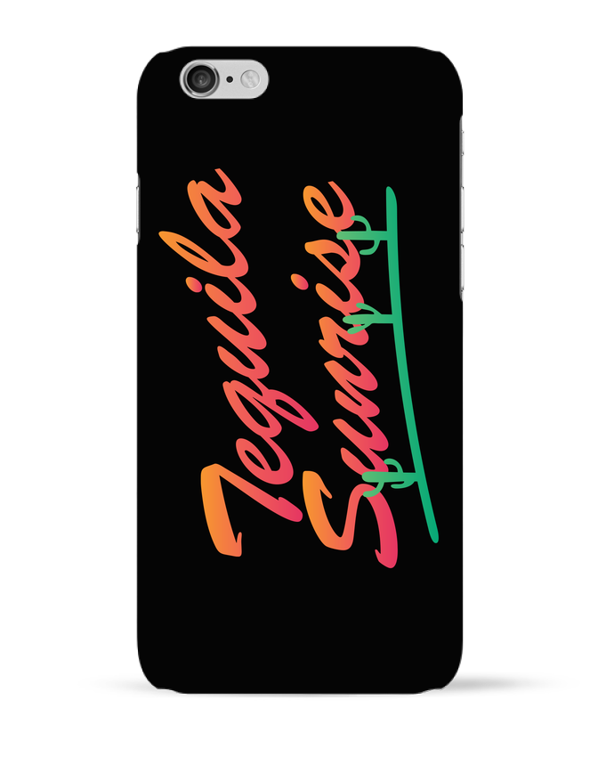 Carcasa  Iphone 6 Tequila Sunrise por tunetoo