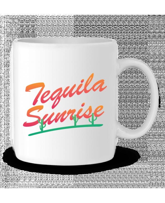 Taza Cerámica Tequila Sunrise por tunetoo