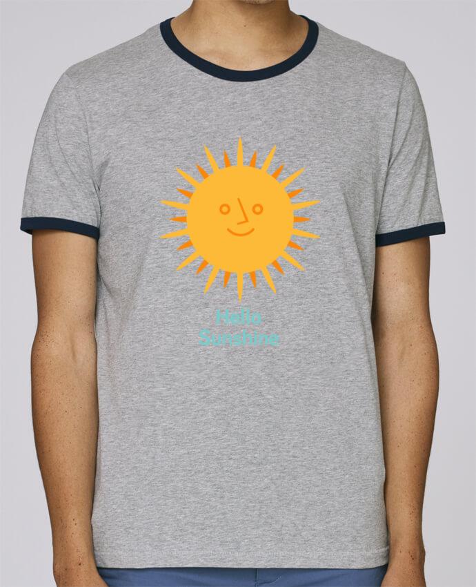 Camiseta Bordes Contrastados Hombre Stanley Holds HelloSunshine pour femme por chriswharton