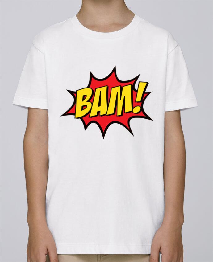 Camiseta de cuello redondo Stanley Mini Paint BAM ! por Freeyourshirt.com