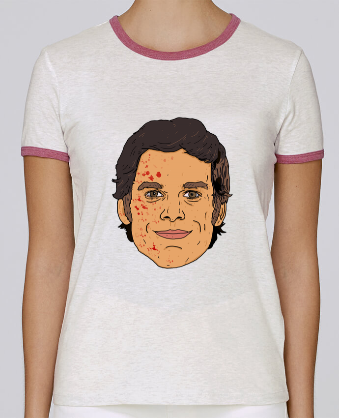 Camiseta Mujer Stella Returns Dexter pour femme por Nick cocozza