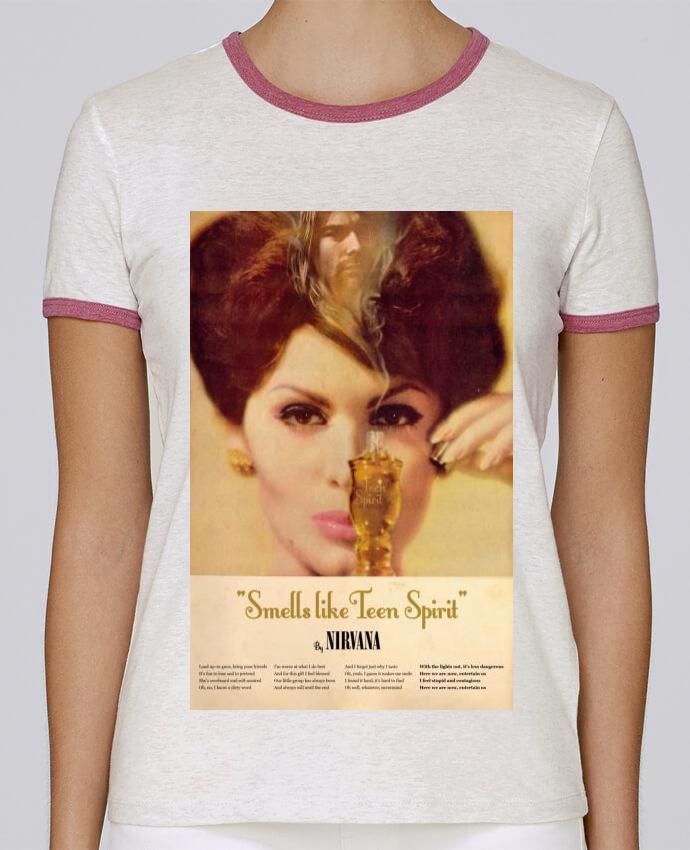 Camiseta Mujer Stella Returns Nirvana pour femme por Ads Libitum