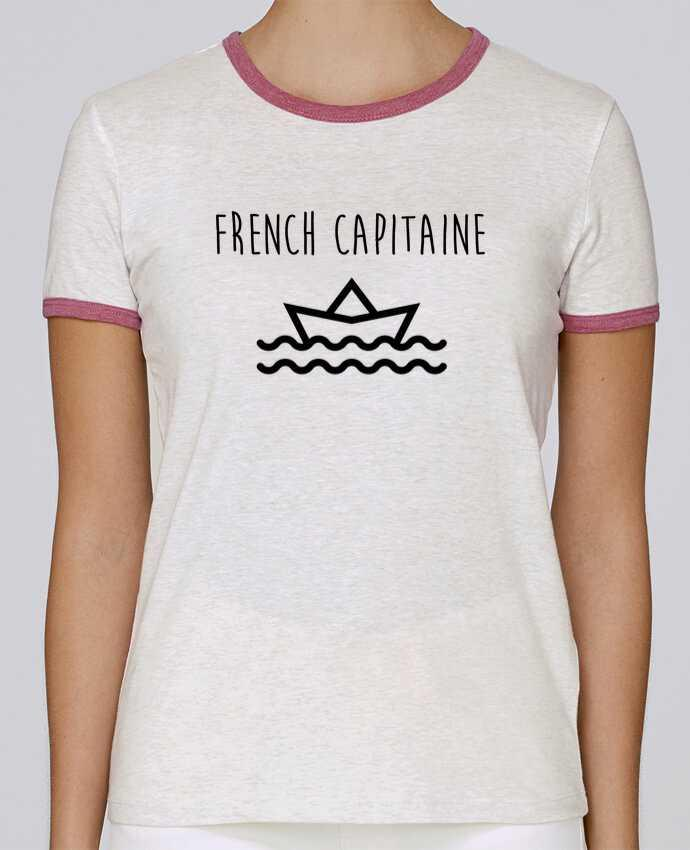 Camiseta Mujer Stella Returns French capitaine pour femme por Ruuud