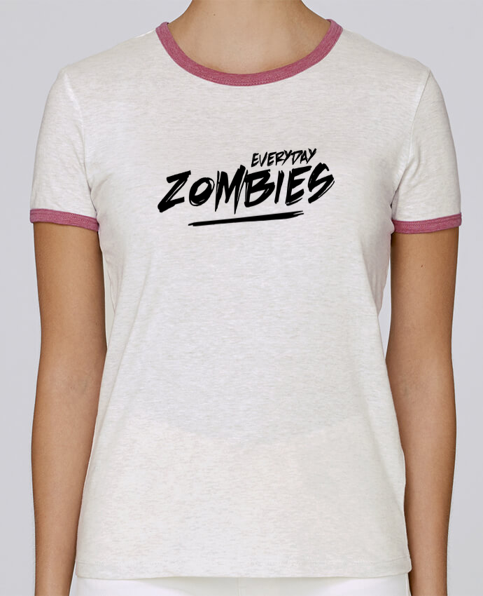 Camiseta Mujer Stella Returns Everyday Zombies pour femme por tunetoo