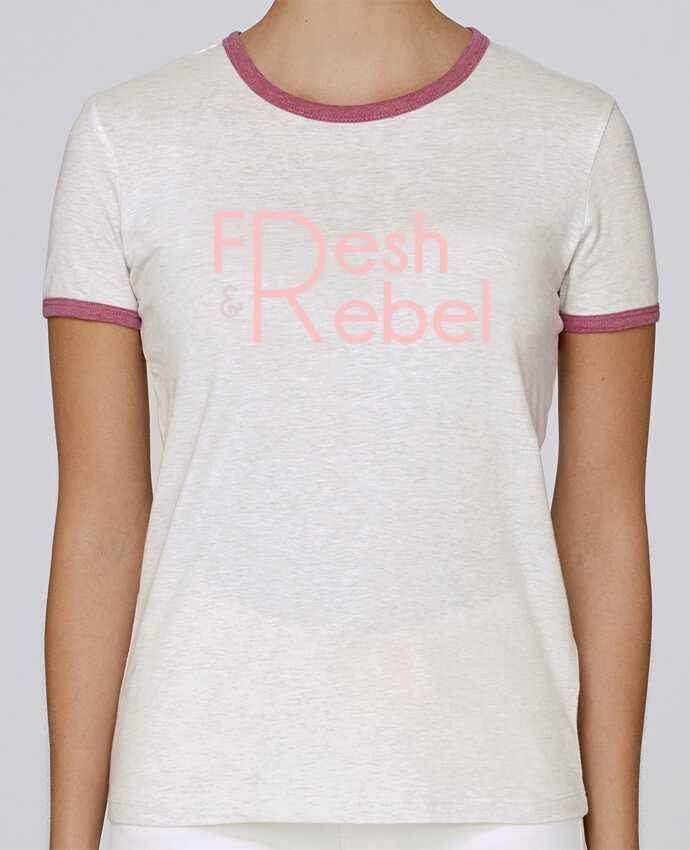 Camiseta Mujer Stella Returns Fresh and Rebel pour femme por tunetoo