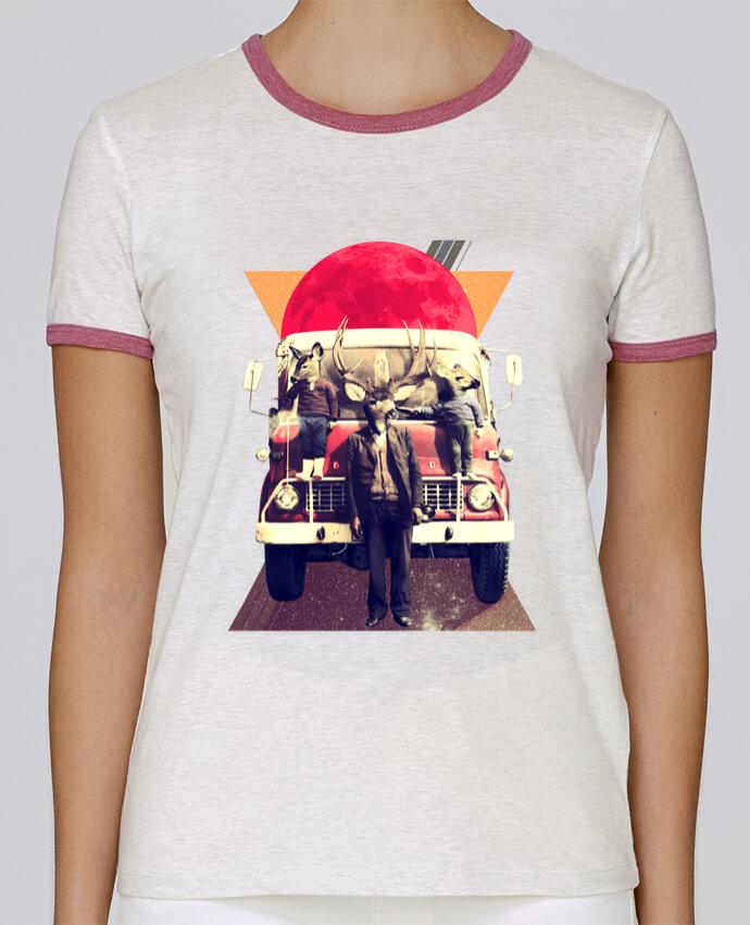 Camiseta Mujer Stella Returns El camion pour femme por ali_gulec