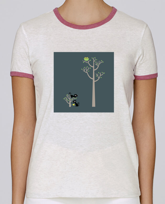 Camiseta Mujer Stella Returns Growing a plant for Lunch pour femme por flyingmouse365