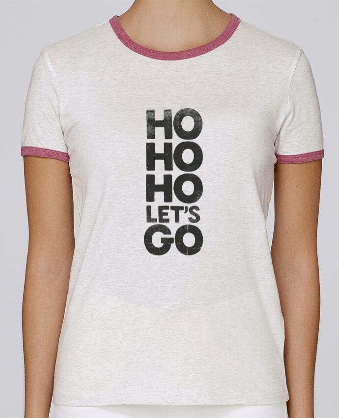 Camiseta Mujer Stella Returns Let's Go pour femme por Morozinka