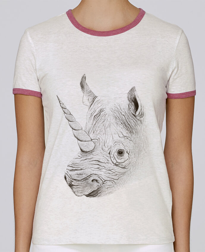 Camiseta Mujer Stella Returns Rhinoplasty pour femme por Florent Bodart