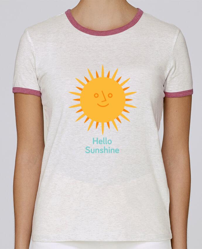Camiseta Mujer Stella Returns HelloSunshine pour femme por chriswharton