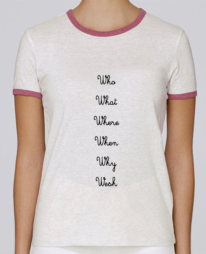 Camiseta Mujer Stella Returns 5W pour femme por tattooanshort