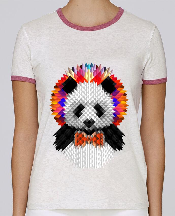 Camiseta Mujer Stella Returns Panda pour femme por ali_gulec