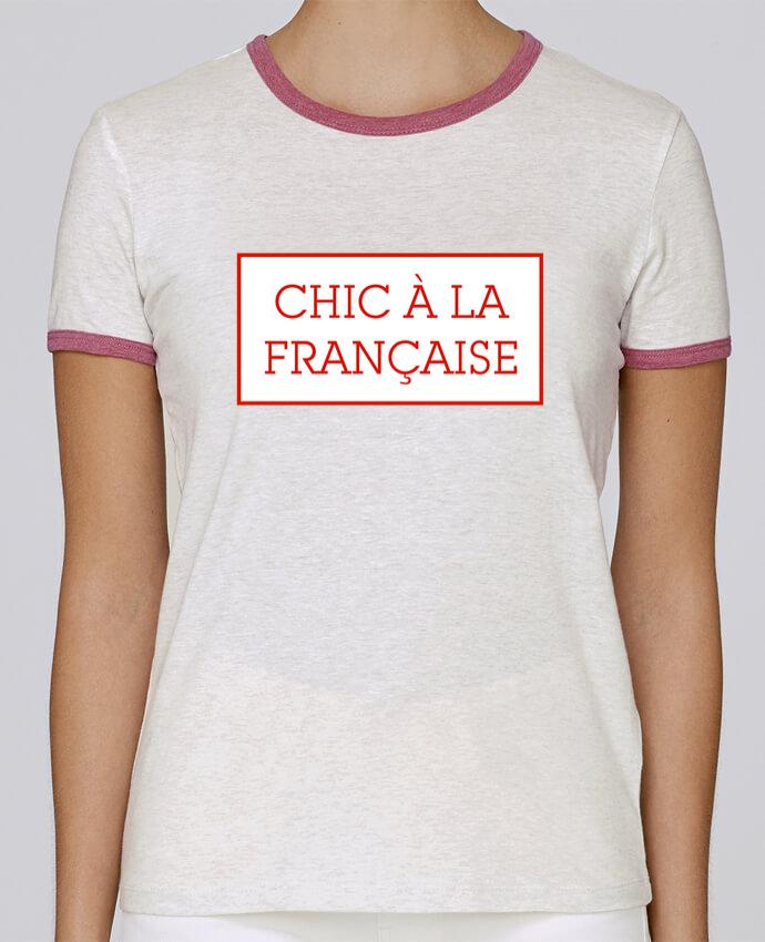 Camiseta Mujer Stella Returns Chic à la française pour femme por tunetoo