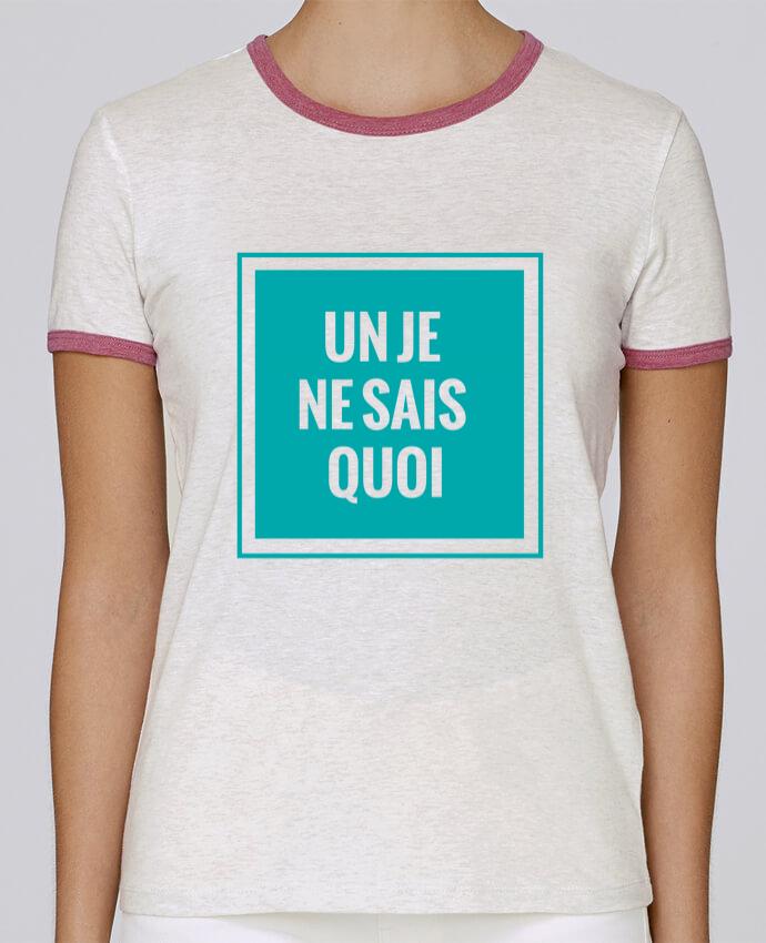 Camiseta Mujer Stella Returns Un je ne sais quoi pour femme por tunetoo