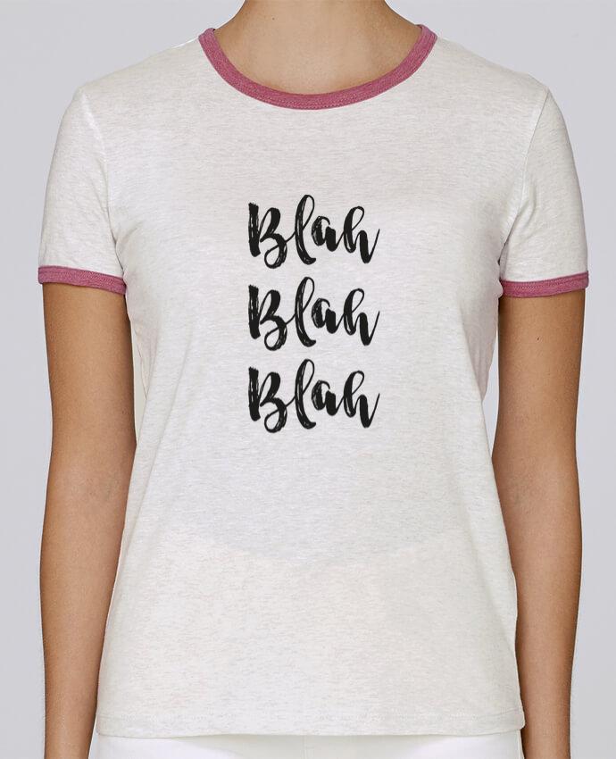 Camiseta Mujer Stella Returns Blah Blah Blah ! pour femme por tunetoo