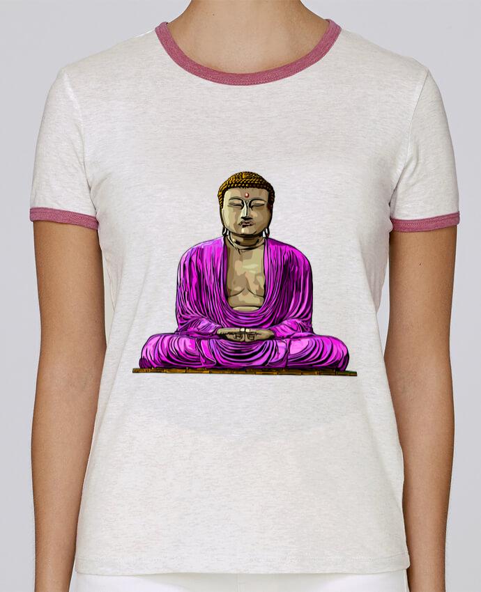 Camiseta Mujer Stella Returns Bouddha Pop pour femme por Numartis