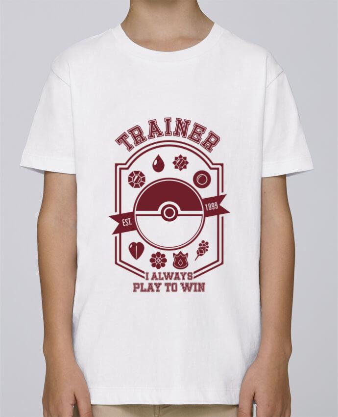 Camiseta de cuello redondo Stanley Mini Paint Trainer since 1999 por Kempo24