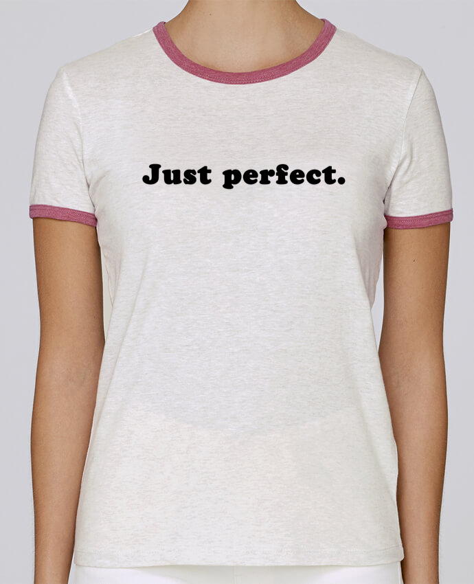 Camiseta Mujer Stella Returns Just perfect pour femme por Les Caprices de Filles