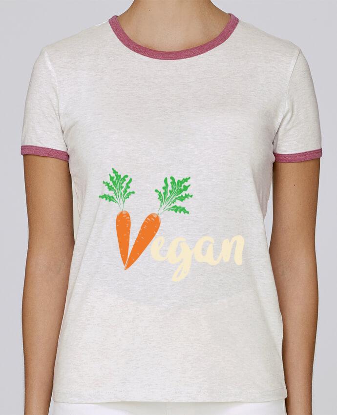 Camiseta Mujer Stella Returns Vegan carrot pour femme por Bichette