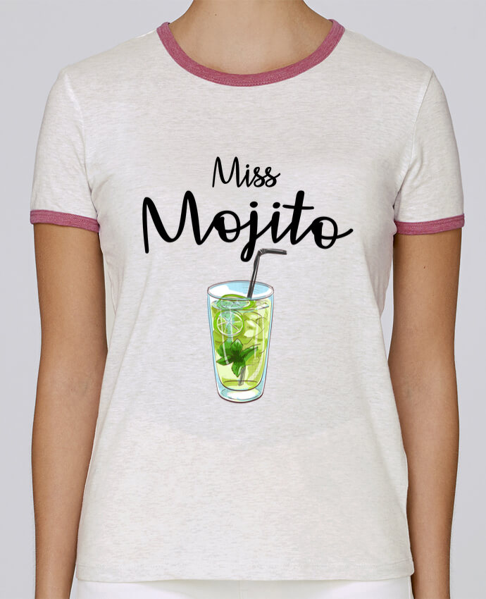 Camiseta Mujer Stella Returns Miss Mojito pour femme por FRENCHUP-MAYO