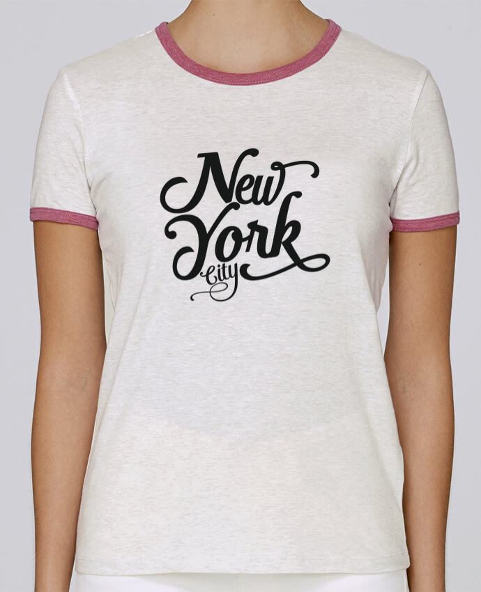 Camiseta Mujer Stella Returns New York City pour femme por justsayin