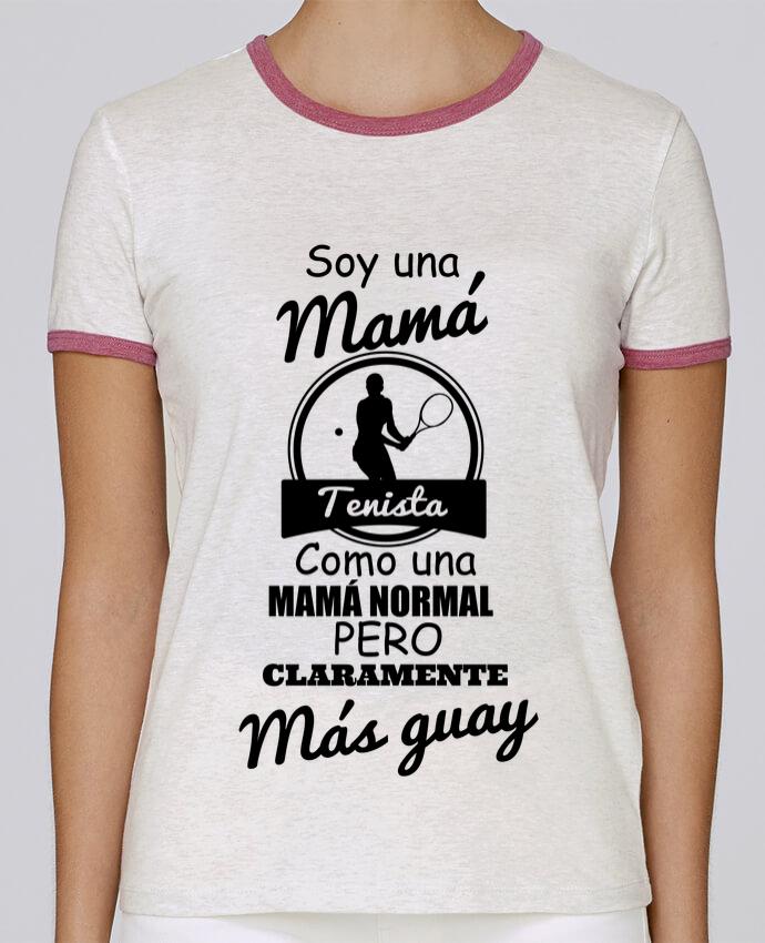 Camiseta Mujer Stella Returns Mamá tenista pour femme por tunetoo