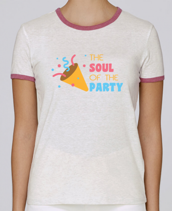 Camiseta Mujer Stella Returns The soul of the porty pour femme por tunetoo