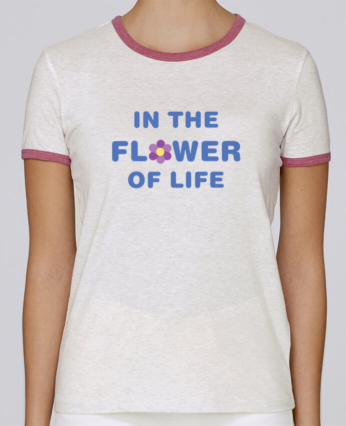 Camiseta Mujer Stella Returns In the flower of life pour femme por tunetoo
